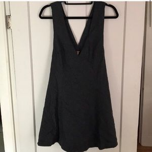 NWT Free People V-Neck Jumper Dress Size 10